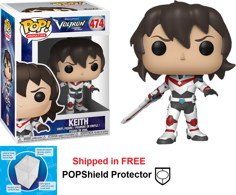 Funko POP Animation Voltron Keith - #474